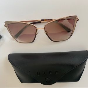DIFF eyewear Becky sunglasses. Brand new.